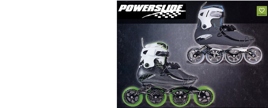 powerslide pattini speed